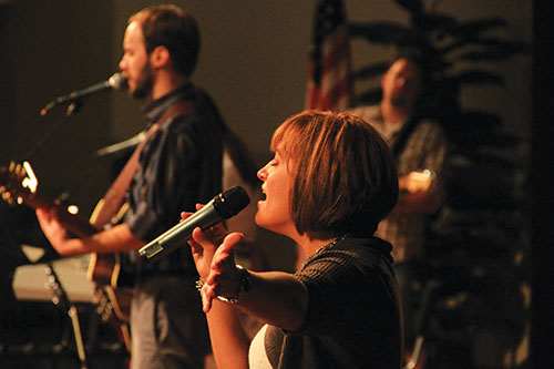 Music and Arts in Worship